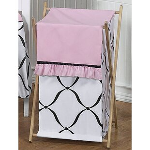 Sweet Jojo Designs Princess Laundry Hamper