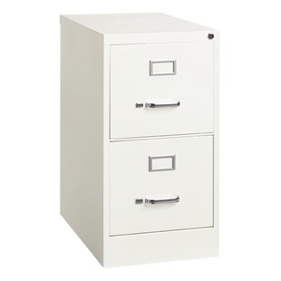 Zavala Commercial Grade Deep 2-Drawer Vertical Filing Cabinet