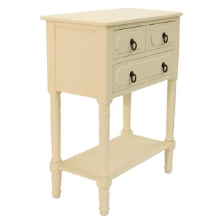 Shinn End Table with Storage b..