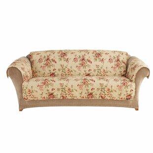 Sure Fit Lexington Box Cushion Sofa Slipcover