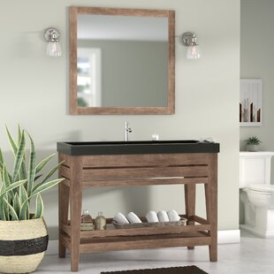 Madalyn 48 Single Bathroom Vanity with Mirror by Union Rustic