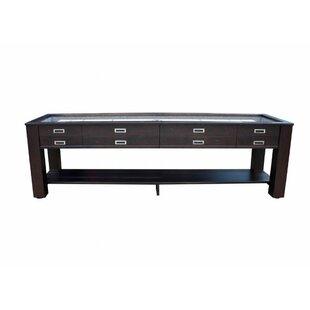 The Aspen 9' Shuffleboard Table ByBerner Billiards