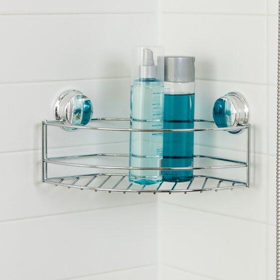 Better Living Products Twist N Lock Plus Shower Caddy   Wayfair