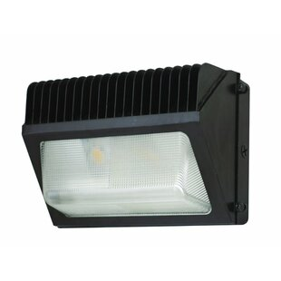 33-Watt LED Outdoor Security Wall Pack by Howard Lighting