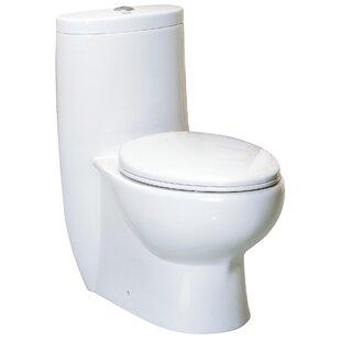 Whitehaus Collection Magicflush Dual Flush E..