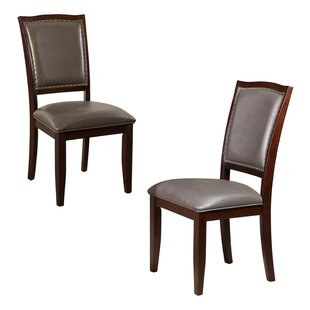 Scanlon Upholstered Dining Chair (Set of 2)