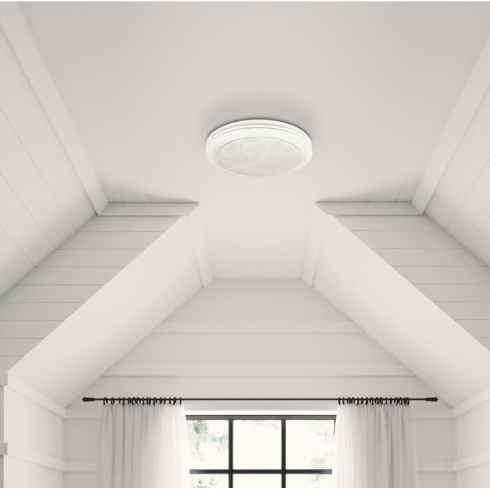 Hunter Home Comfort Saturn 80 Cfm Bath Fan With Light Reviews