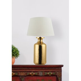Brass table lamps wayfair save to idea board aloadofball Images