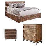 Nitta Platform Configurable Bedroom Set by Brayden Studio
