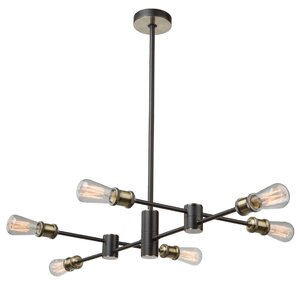 Tremaine 6-Light Sputnik Chandelier