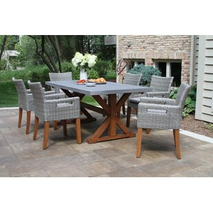 Stone Patio Dining Sets Free Shipping Over 35 Wayfair