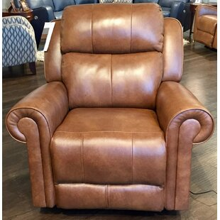 Canyon Ranch Leather Recliner