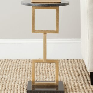Tamara Pedestal End Table By Mercer41