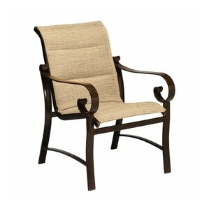 belden sling patio dining chair