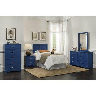 Frederick 5 Piece Bedroom Set
