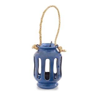 Mud Pie™ Garden Ceramic Lantern