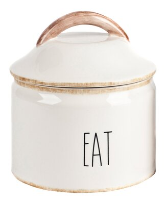 Eat Kitchen Canister