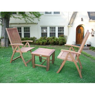 Madison Bistro Set by Pomegranate Solutio..