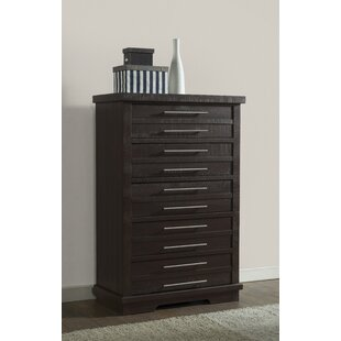 Red Barrel Studio Jebediah 5 Drawer Chest