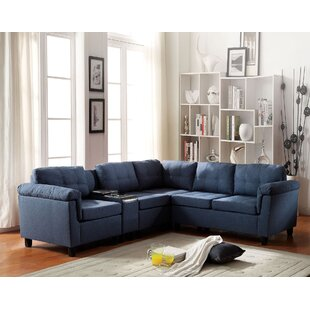 Merida Reversible Sectional by Red Barrel Studio