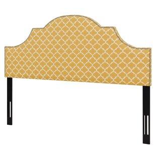 Carnell Upholstered Panel Headboard