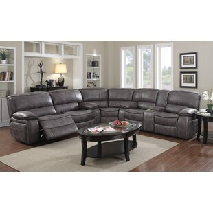 Price comparison Kailani Reclining Sectional by Winston Porter Reviews (2019) & Buyer's Guide