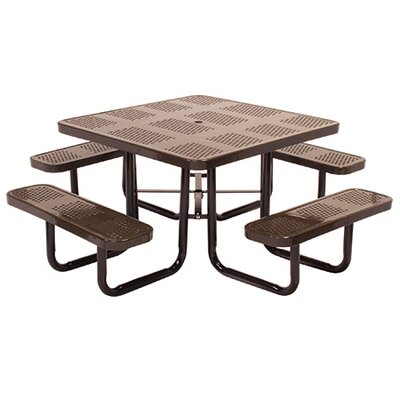 5 Piece Picnic Table by Leisure Craft #1