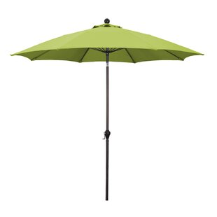 Patio Umbrella Hunter Green | Wayfair