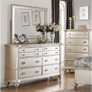 House of Hampton Niemi Double Dresser wit..