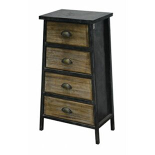 4 Drawer Accent Chest by W..