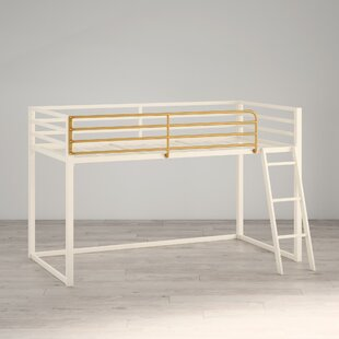 Monarch Hill Haven Twin Low Loft Bed by Little Seeds