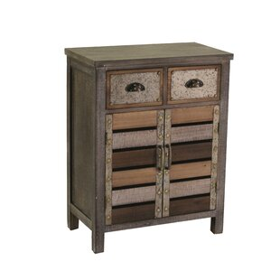 Gardendale 2 Drawers Combi Chest By Bloomsbury Market