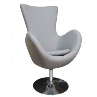 Keno Swivel Wingback Chair