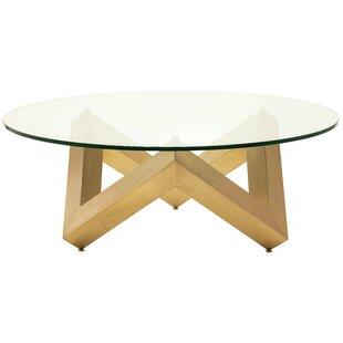Como Coffee Table by Nuevo