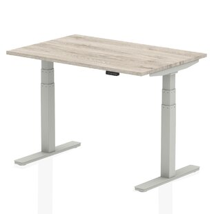 Nural Height Adjustable Standing Desk By Ebern Designs