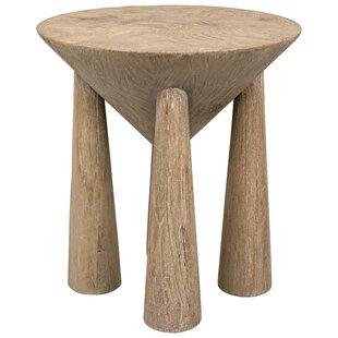 Kongo End Table by Noir