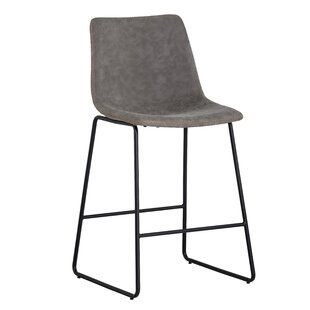 Cal 26 Bar Stool (Set of 2) Sunpan Modern