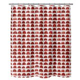 Modern Geometric Shower Curtain Shower Curtains Allmodern