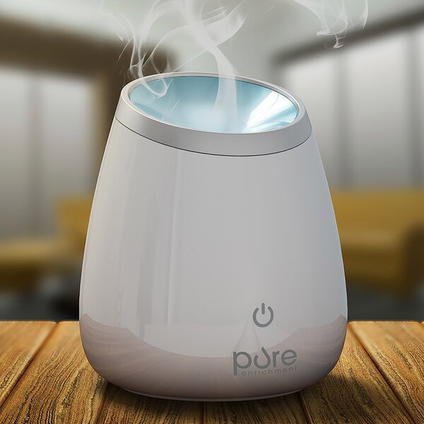 PureSpa Deluxe Ultrasonic Aromatherapy Oil Diffuser by Pure Enrichment