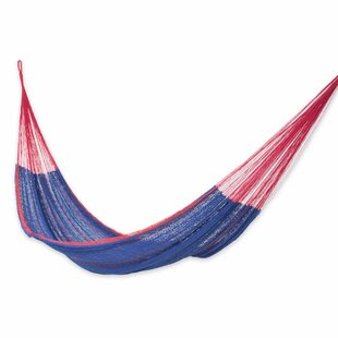 Maya Puerto Vallarta Cotton Tree Hammock by Novica