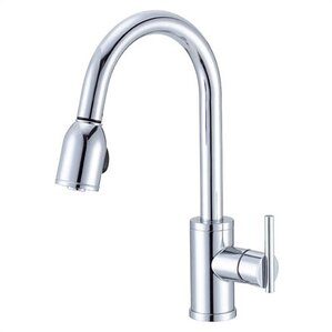 Danze? Parma Single Handle Deck Mount Kitchen Faucet