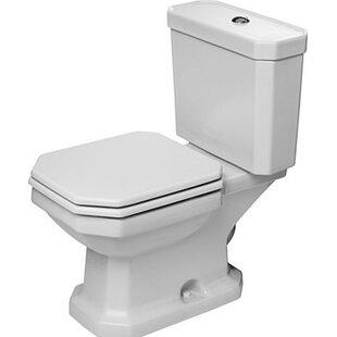 Duravit 1930 Series HET/GB 1.28 GPF Elongated Toilet Bowl