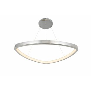 Orren Ellis Oxford LED Novelty Pendant