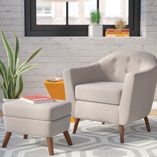 Reviews Henley Barrel Chair By Langley Street