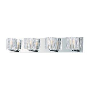 Orren Ellis Elsass 4-Light Vanity Light