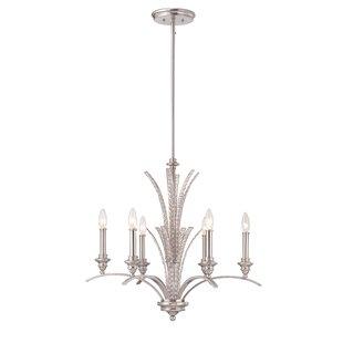 House of Hampton Cate 6-Light Chandelier