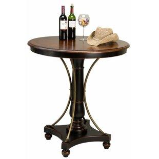 Et Cetera Pub Table by Reual James