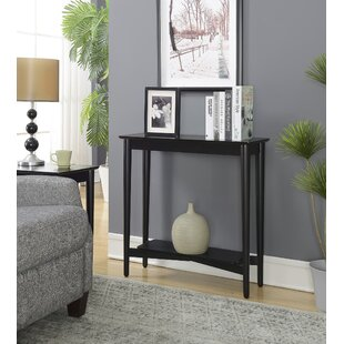 Ali Wood Console Table Zipcode Design