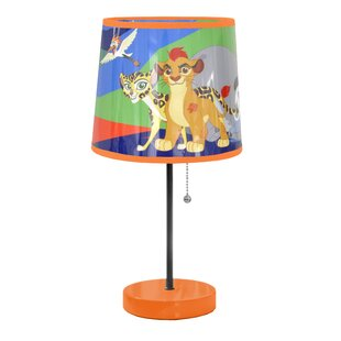 Affordable Lion Guard 20 Table Lamp By Idea Nuova