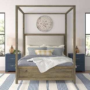 Topsfield Norfork Queen Canopy Bed